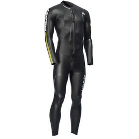 Head Swimrun Race Neoprene Suit Men Gold